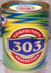 303 asafoetida