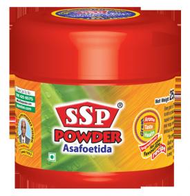 powder- asafoetida