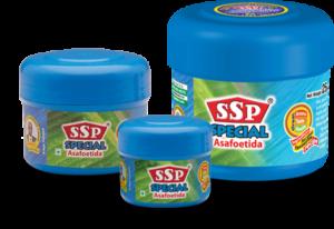 SSP Special Asafoetida Paste